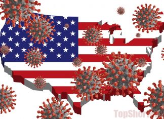Accordingly to Reuters, the number of people infected with coronavirus in the United States has exceeded four million.
