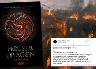 "HBO announced casting for Game of Thrones prequel, ""House of the Dragon"""