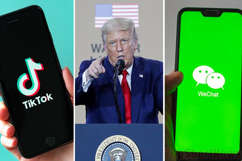 Trump Banned TikTok and WeChat