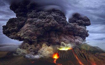 Volcano in Germany